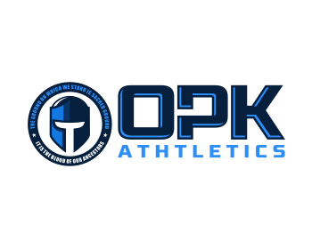 Logo design for OPK athletics