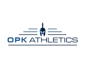 OPK athletics logo design