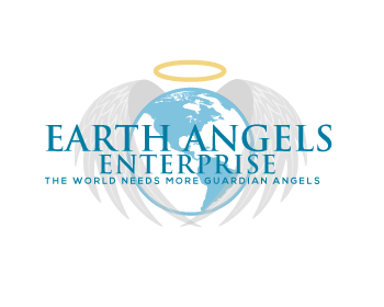 Logo design for Earth Angels Enterprise LLC