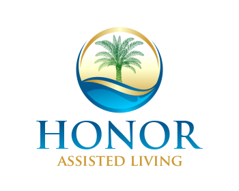 Honor logo design