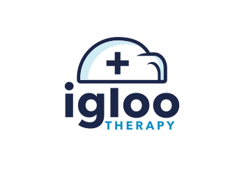 Igloo Therapy logo design