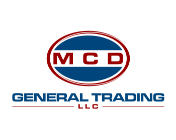 MCD General Trading LLC logo design