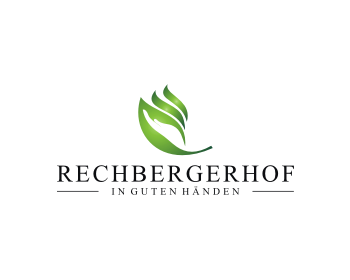 Logo design for Rechbergerhof