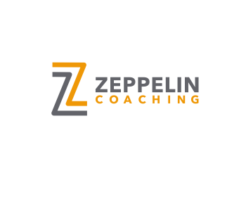 Zeppelin Coaching logo design