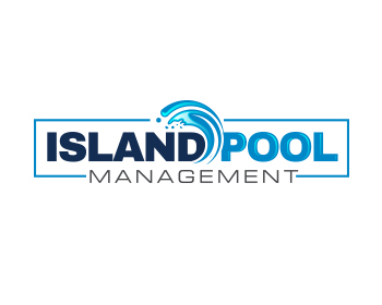 Logo design for Island Pool Management