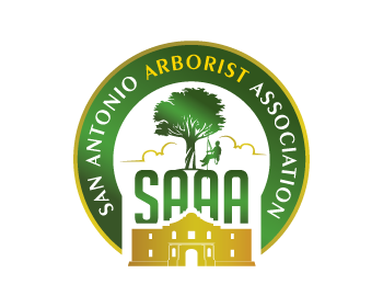 San Antonio Arborist Association logo design