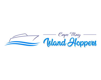 Logo design for Cape May Island Hoppers
