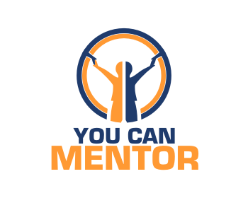 You Can Mentor logo design
