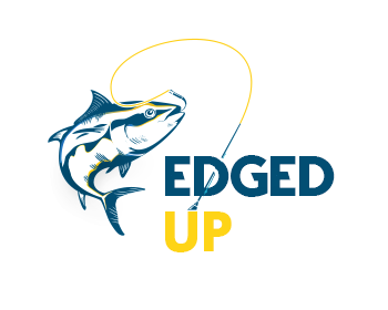 Edged Up logo design