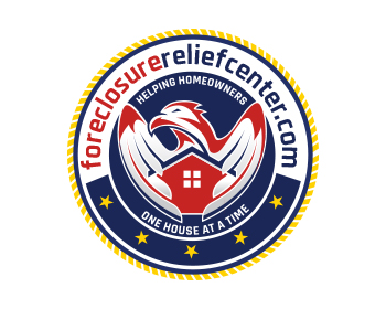 Logo design for foreclosurereliefcenter.com