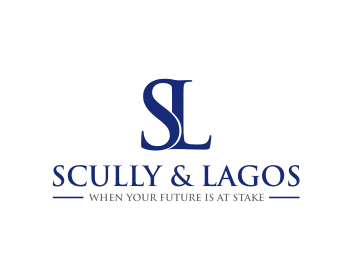 Scully & Lagos logo design