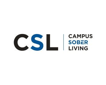 Campus Sober Living logo design