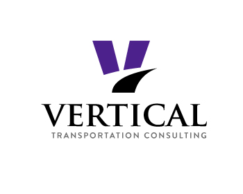 Vertical Transportation Consulting, Inc logo design