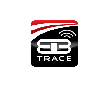 BB-TRACE logo design