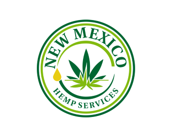 New Mexico Hemp Services logo design