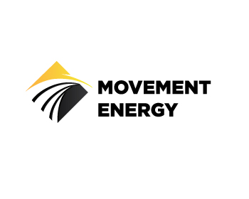 Movement Energy logo design