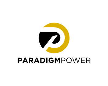 Paradigm Power logo design