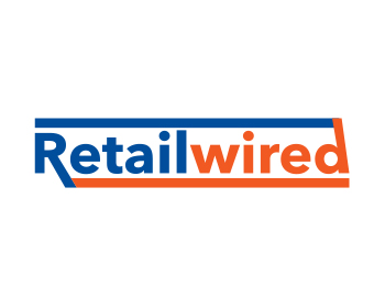 Retailwired logo design