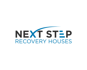 Logo design for Next Step Recovery Houses