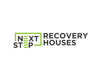 Next Step Recovery Houses logo design