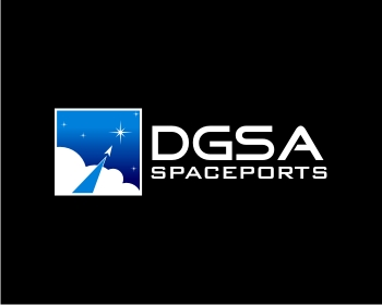 Logo design for DGSA-Spaceports
