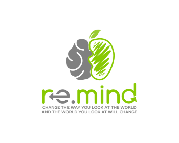 Re.Mind logo design