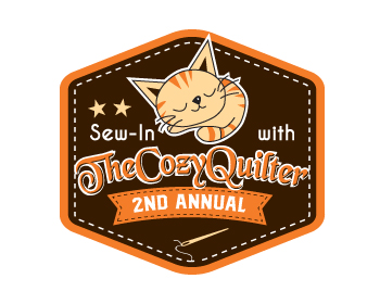 Logo per The Cozy Quilter