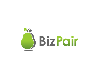 BizPair logo design