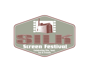 SILK Screen Festival logo design