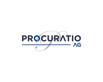 procuratio logo design