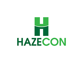 HazeCon logo design