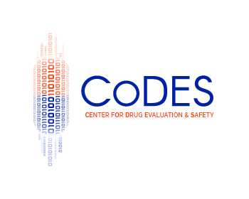 Center for Drug Evaluation and Safety logo design