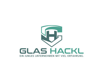 Logo design for Glas Hackl