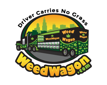 Logo design for WeedWagon.com