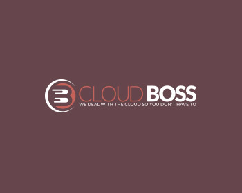 Cloud Boss logo design