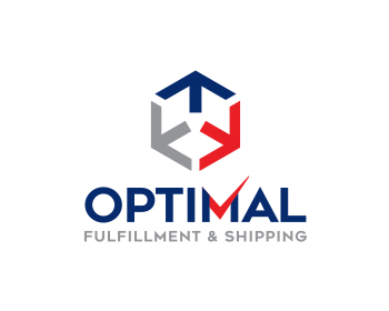 Logo design for Optimal Fulfillment & Shipping