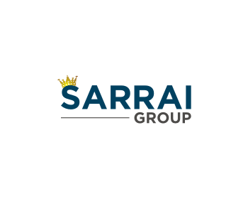 Sarrai Group logo design