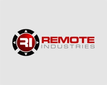 Remote Industries logo design