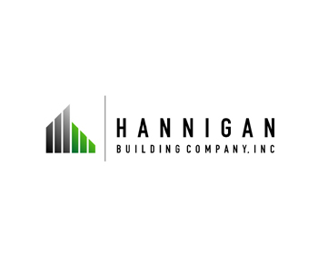 Hannigan Building Company, Inc. logo design