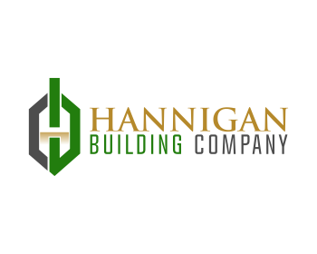 Logo design for Hannigan Building Company, Inc.