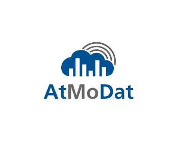 Logo design for AtMoDat