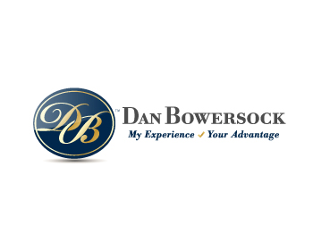 Logo design for Dan Bowersock - Ferguson Dechert Real Estate