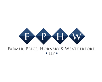 Farmer, Price, Hornsby & Weatherford, LLP logo design
