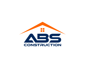 Logo design for A B S construction