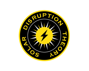 Logo design for Solar Disruption Theory