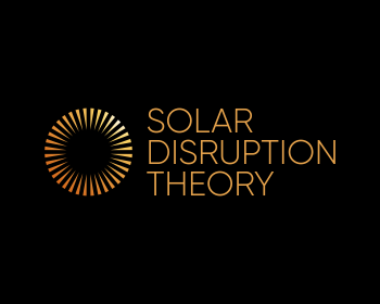 Solar Disruption Theory logo design