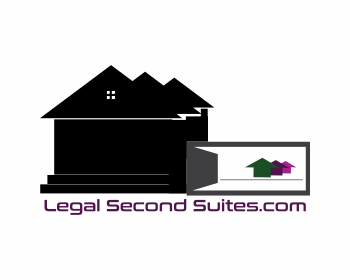 Legal Second Suites.com logo design