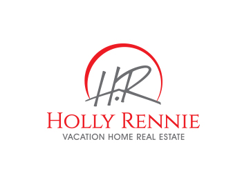 logo design for Holly Rennie