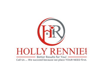 Holly Rennie logo design