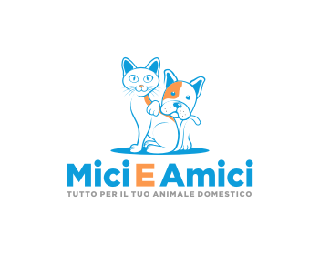 Logo design for MICI E AMICI